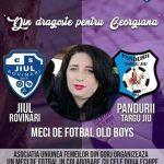 09:03 Pandurii-Jiul Rovinari, meci în scop umanitar, sâmbătă, 8 februarie
