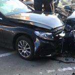 16:30 Mașina lui Gigel Capotă, implicată în ACCIDENT