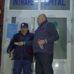 07:55 Primarul Bucurescu, la spital după ce s-a întâlnit cu italianul