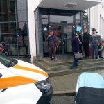 15:15 Bărbat de 74 ani, MORT într-o bancă din Târgu Jiu