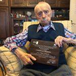 Un român este al treilea cel mai vârstnic bărbat din lume