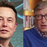 Bill Gates a preferat un Porsche electric. Ce spune Elon Musk