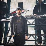 Creştere masivă a vânzării muzicii lui Eminem, după reprezentaţia de la Gala Oscar