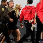 Blonda care a vrut să întrerupă Super Bowl s-a îmbogățit