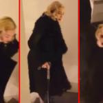 Madonna, probleme de sănătate. A ajuns să meargă în baston