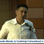 09:54 Manda şi-a pus activul de partid SĂ SE LEPEDE de trei ori de Ponta