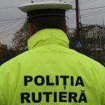 10:09 Filtru de poliţie pe Calea Bucureşti din Târgu Jiu