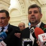 15:13 Victor Ponta: Într-o alianță cu Pro România, PSD ia peste 32%