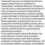 18:58 Marcel Romanescu: Bază sportivă modernă, la Debarcader