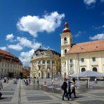 Sibiul, locul şase în topul celor mai bune destinaţii turistice europene ale anului