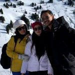 Răzvan Simion a plecat în vacanță cu fosta soție și cei doi copii