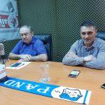 Interviurile Infinit FM din data de 10 martie 2020. Invitați: Ion Fugaru(PRM) și Nicolae Ivăniși(ADN)