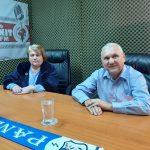 Interviurile Infinit FM din data de 13 martie 2020. Invitați: Ion Răuț și Mădălina Negrescu(ALDE)