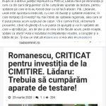 """09:47 Bejinaru, atac dur la Lădaru. """"După ce a distrus județul, împreună cu PSD, face pe mironosița!"""""""