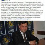 19:07 Candidatura lui Romanescu la Primăria Târgu-Jiu, VALIDATĂ de centru