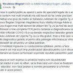18:38 Medicul Niculescu, PRECIZĂRI legate de aparatul care depistează COVID-19