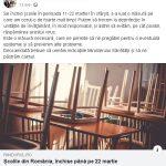 08:25 DEZINFECȚIE în școlile din Târgu Jiu