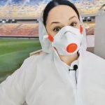 Andreea Marin a adunat produse de 440.000 € pentru  persoanele afectate de coronavirus