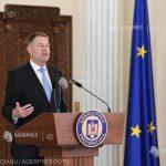 12:44 Iohannis solicită Parlamentului reexaminarea legii privind scutirea jurnaliştilor de la plata impozitului pe venit