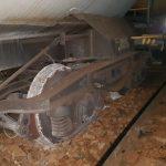 08:01 Locomotivă DERAIATĂ. Poliția a deschis dosar penal