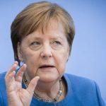 20:01 Merkel a ieşit din carantină și a revenit la guvern