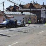 08:22 Obreja și Meteor, păzite de polițiști și jandarmi