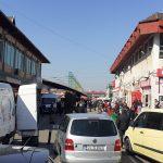 Aglomerație la Piața Centrală și-n plină EPIDEMIE