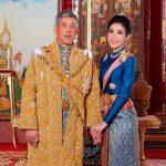 Regele Thailandei s-a izolat alături de 20 de femei