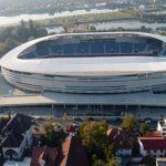 """Arena din Târgu Jiu, nominalizată pentru titlul de """"Stadionul Anului 2019"""""""