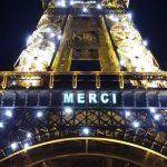Turnul Eiffel, luminat în fiecare seară în semn de omagiu faţă de persoanele care luptă împotriva Covid-19