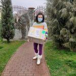 08:09 Deputatul Elvira Șarapatin, DONAȚIE către Spitalul Județean
