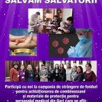 21:51 Campanie de strângere de fonduri pentru personalul medical din Gorj