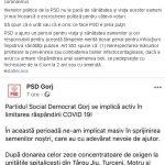 09:58 Vîlceanu: Hienelor politice de la PSD nu le pasă de sănătatea acestor oameni!