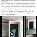 08:58 Tunel de decontaminare și la Spitalul Motru