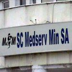 Bunoaica, nemulțumit că Medserv Min a intrat în șomaj tehnic