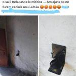 15:07 Dispenserul cu dezinfectant, DISPĂRUT la Rovinari după numai o zi