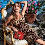Sofia Vergara, imaginea noii colecţii de genţi Dolce&Gabbana