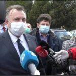 16:43 Nelu Tătaru: Orice persoană care lucrează într-un spital COVID va beneficia de stimulentul de 2500 de lei