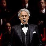 Andrea Bocelli, concert fără spectatori, de Paștele catolic, la Domul din Milano