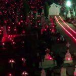 16:12 Primarul Gutău, cercetat după ce a pus 18.000 de candele în cimitir