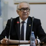 13:05 Cere stimulent pentru polițiști. Senatorul Cârciumaru, interpelare către ministrul Vela