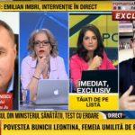 """Cum s-a apărat Vienescu la România TV. """"Astfel de aparate există în 32 de spitale din țară"""""""