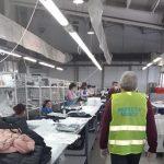 """11:44 Activitatea fabricii de tricotaje din Motru, suspendată încă 2 săptămâni. """"Focarul este în derulare"""""""