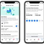 Facebook anunţă Quiet Mode