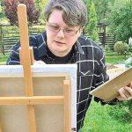 Fuego își vinde picturile. Banii vor fi donați artiștilor pensionari care au nevoie de ajutor financiar