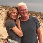 Richard Gere, al treilea copil la 70 de ani! Tânăra lui soție a născut