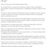 20:06 Finanţare de 2,2 milioane de euro atrasă de Primăria Motru