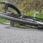 09:53 Biciclist rănit pe o stradă din Târgu-Jiu