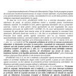 16:25 Aparegio, precizări privind facturile pe luna martie