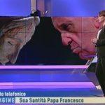 Gest surprinzător al Papei Francisc. A sunat în direct la Rai1